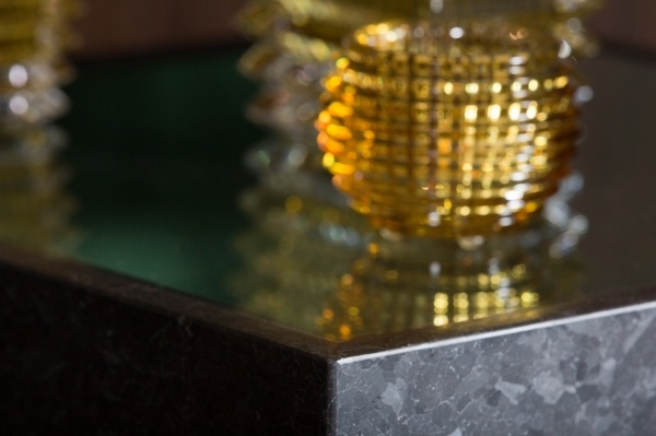 Delicate And Durable Baccarat Crystal Uses Stone For