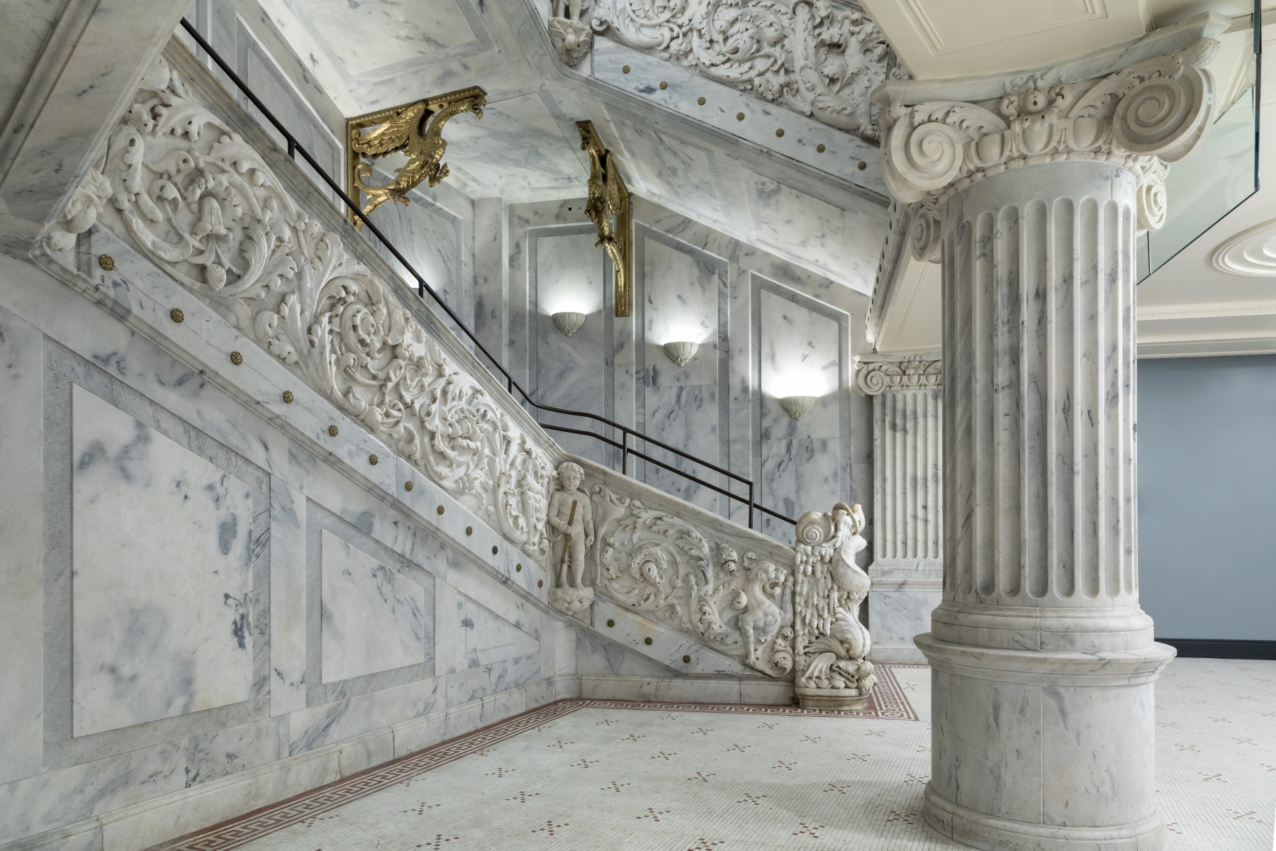 Candler-Building-Polycor-Georgia-Marble-White-Cherokee-Grand-Staircase-Atlanta-1