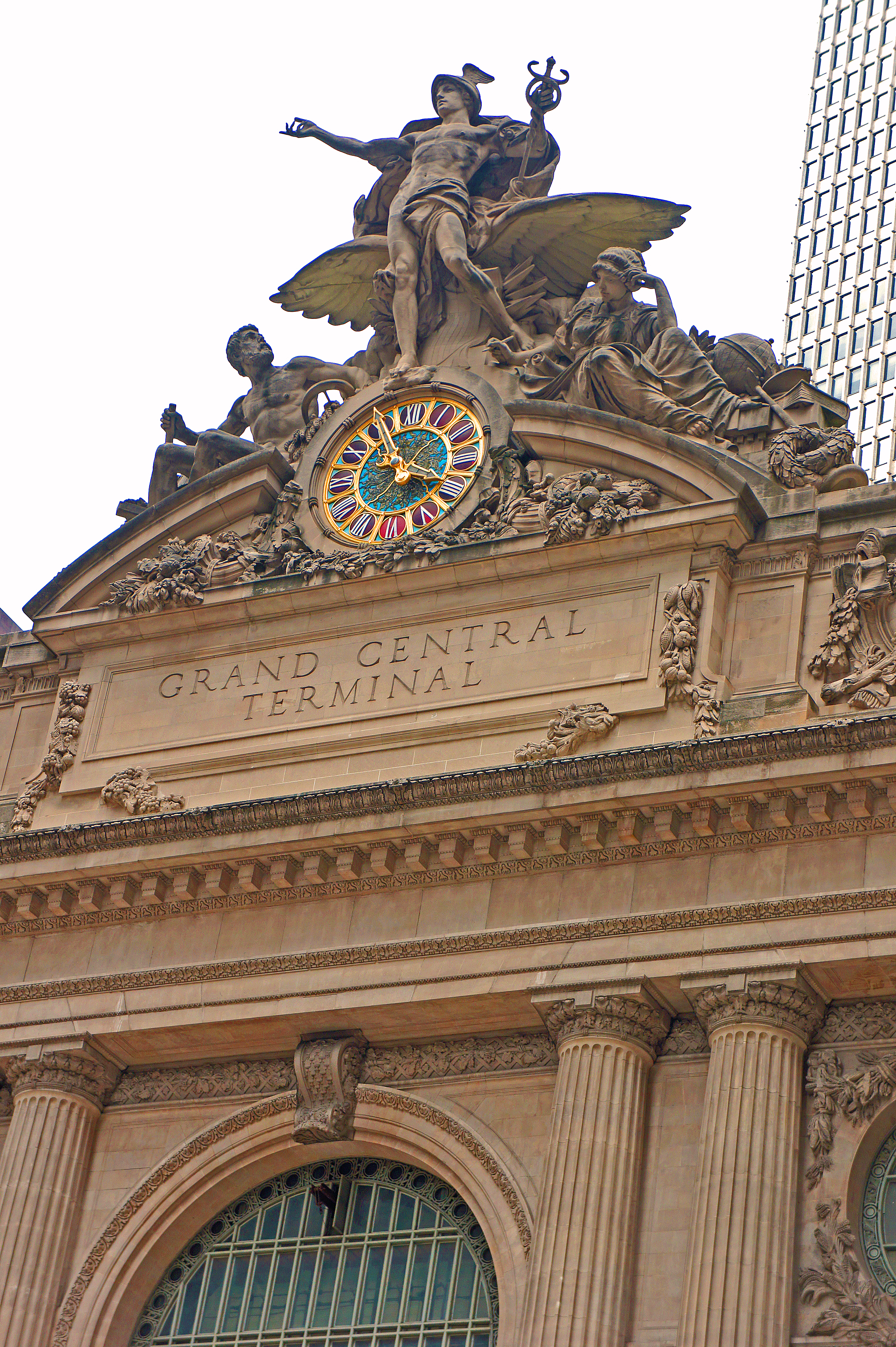 Grand Central Terminal Polycor Indiana Limestone
