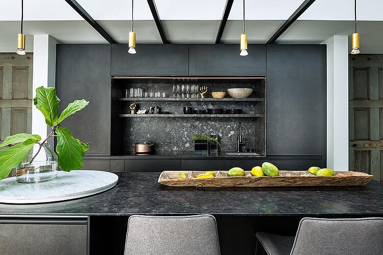 Polycor Saint Henry Kitchen Project