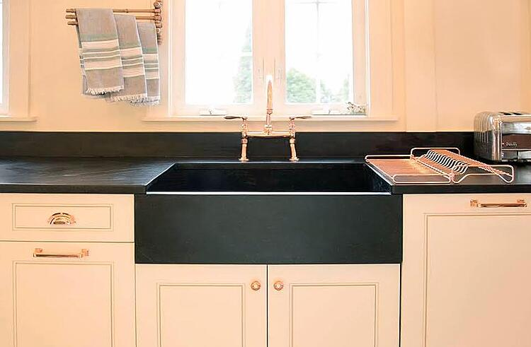 The Ultimate Kitchen and Bath Upgrade, Custom Fabricated Natural