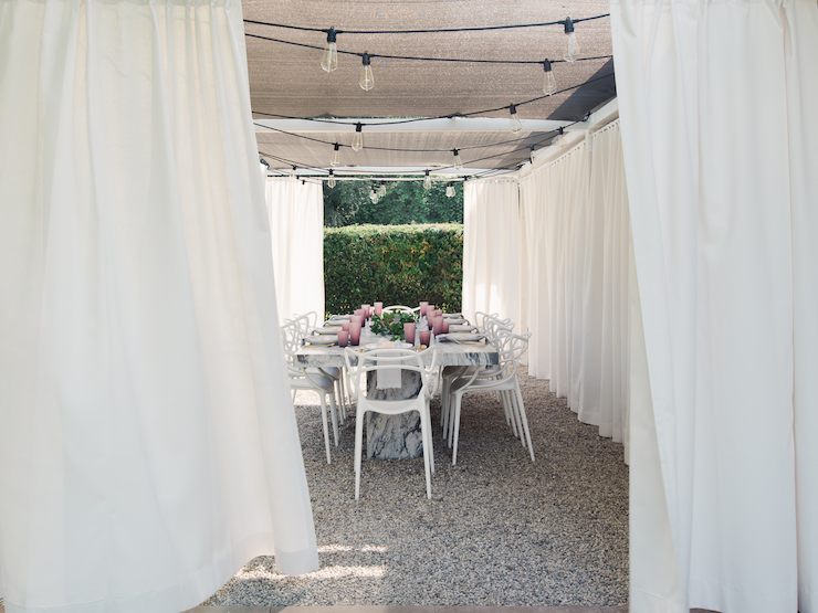 Sarah-Walker-The-Curated-House-Backyard-Makeover-dining-pergola-Polycor-marble-dining-table-1
