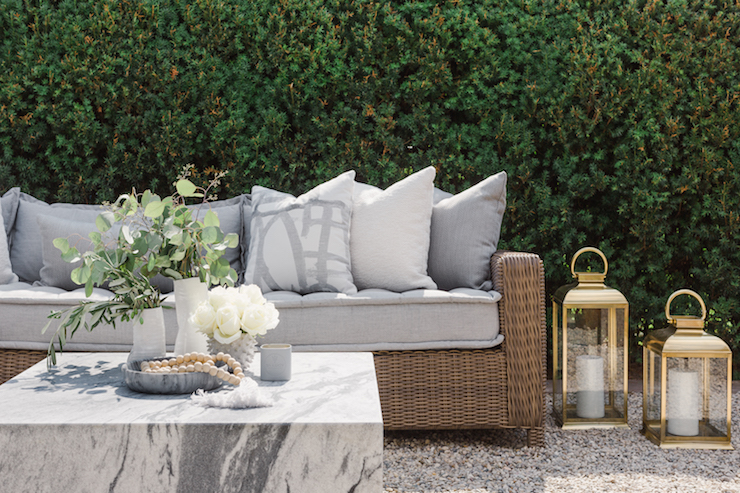 Sarah-Walker-The-Curated-House-Backyard-Makeover-polycor-marble-coffee-table-close-up