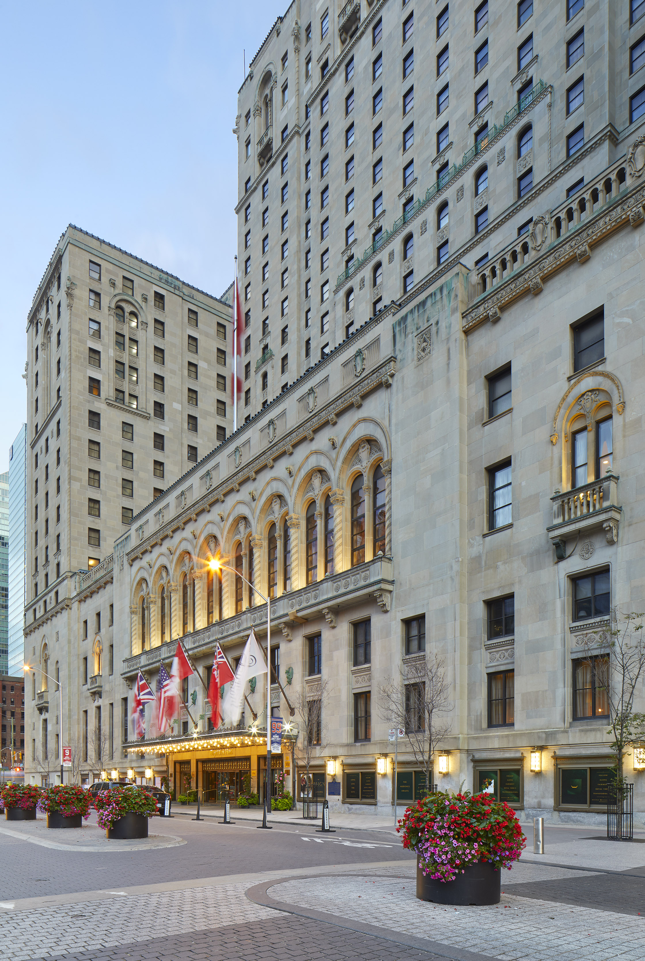 Royal York Hotel - Toronto, ON - Indiana Limestone-06
