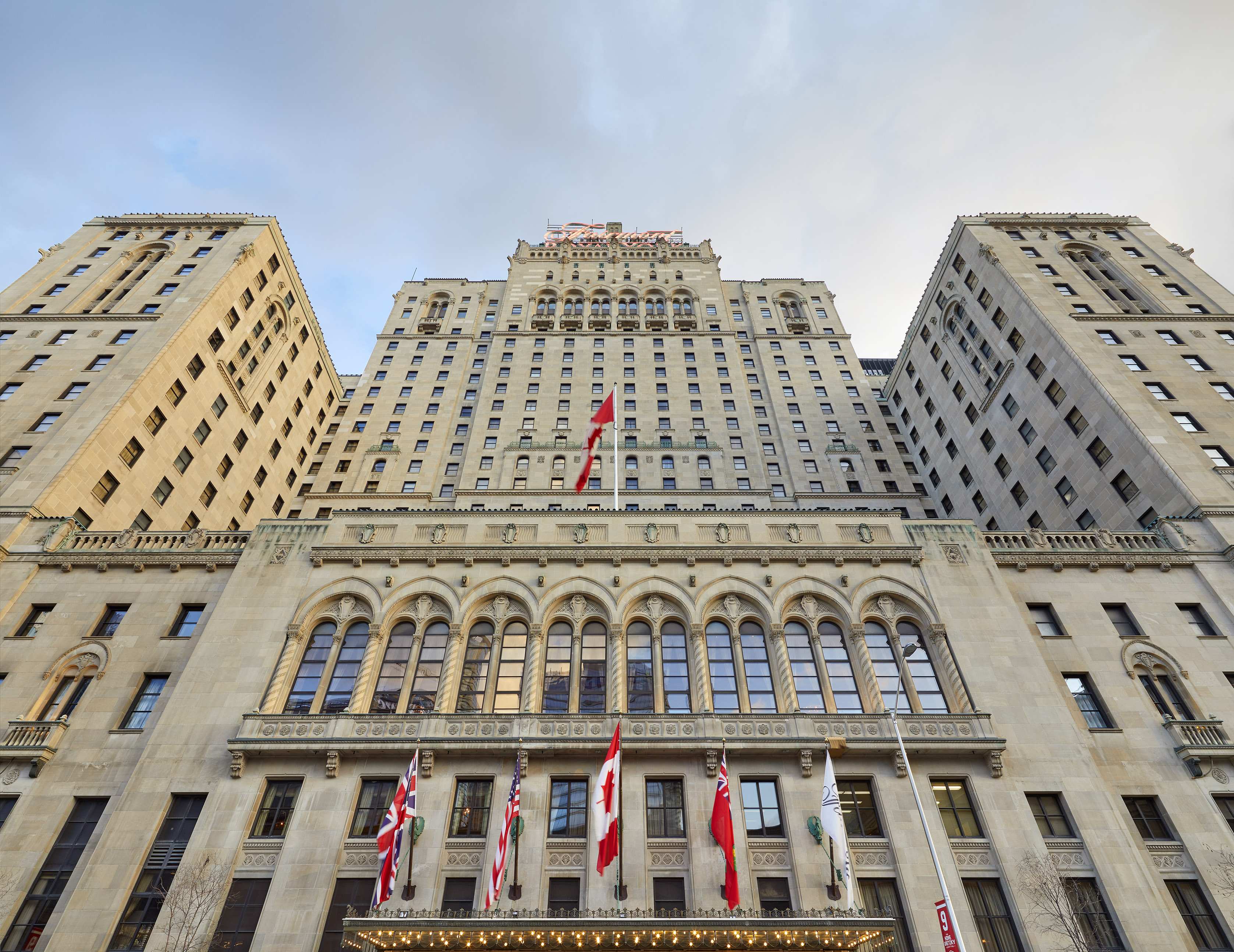 Royal York Hotel - Toronto, ON - Indiana Limestone-10
